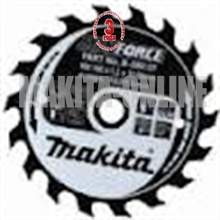 Изображение Пильный диск по дереву Makita MAKFORCE B-08137 140x15,88/18