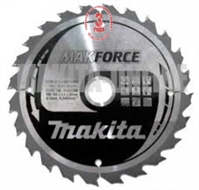 Изображение Пильный диск по дереву Makita MAKFORCE B-08361 190x15,88/24