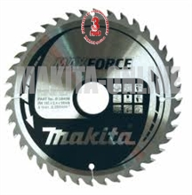 Изображение Пильный диск по дереву Makita MAKFORCE B-08492 190x15,88/40